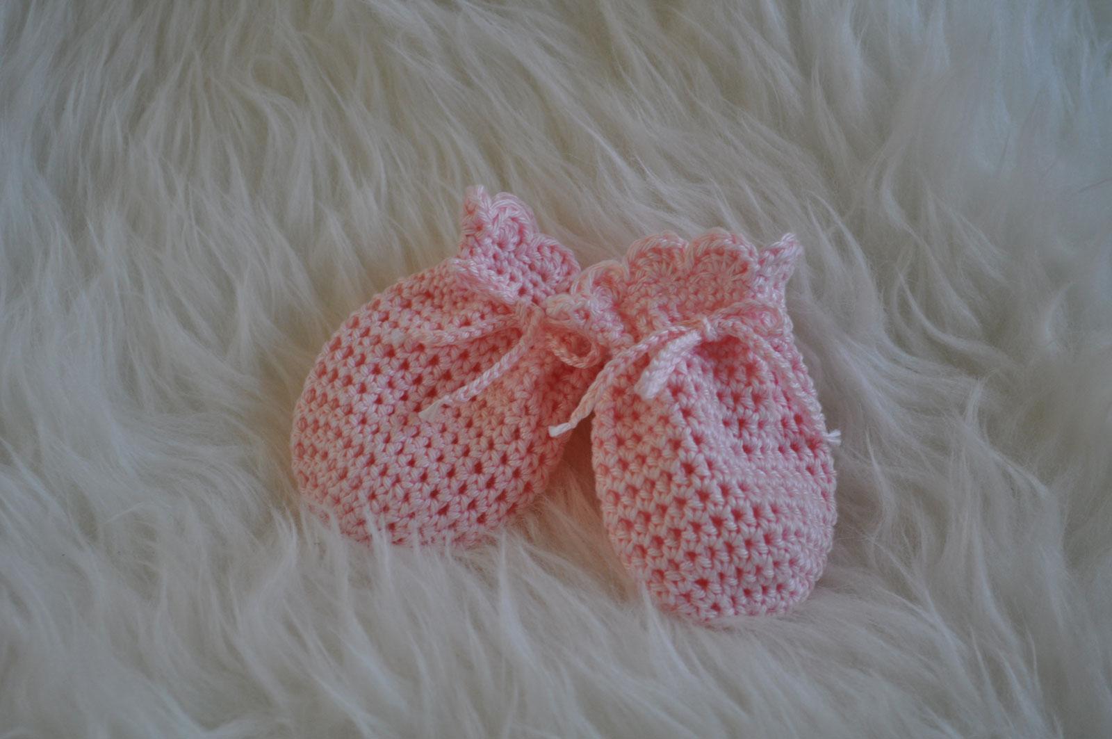 Newborn Mutsje Met Wantjes Voor Jongens En Meisjes Babbyboo Creative